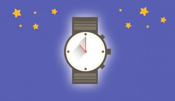 Mitől foszforeszkálnak az órák?
