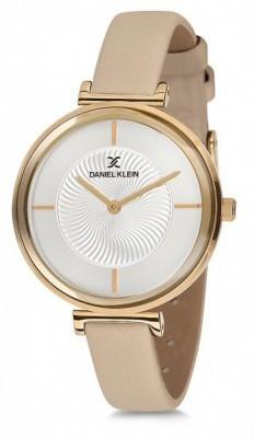 Daniel Klein Premium női karóra, DK11783-2, Divatos, Kvarc, Bőr