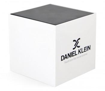 Daniel Klein Premium férfi karóra, DK11713-1, Divatos, Kvarc, Acél