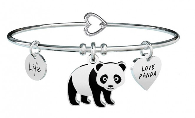 Kidult panda női karkötő, 731294