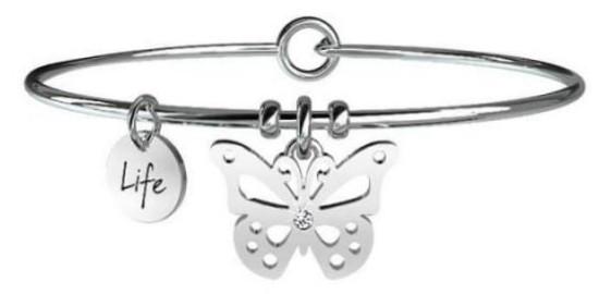 Kidult pillangó női karkötő, 231591