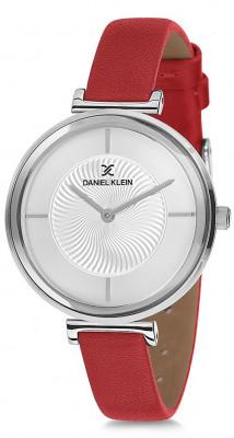 Daniel Klein Premium női karóra, DK11783-4, Divatos, Kvarc, Bőr