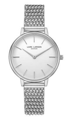 Lars Larsen Caroline női karóra, 146SWSM, Elegáns, Kvarc, Nemesacél