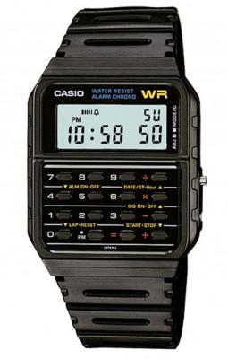 Casio Retro férfi karóra, CA-53W-1Z, Sportos, Digitális, Műanyag