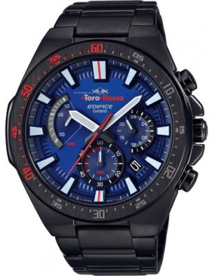Casio EdificeScuderia Toro Rosso férfi karóra, EFR-563TR-2A, Sportos, Analóg, Acél