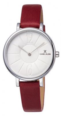 Daniel Klein Premium női karóra, DK11867-2, Divatos, Kvarc, Bőr
