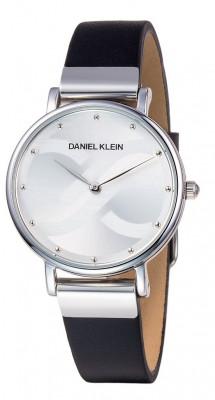 Daniel Klein Fiord női karóra, DK11824-1, Divatos, Kvarc, Bőr