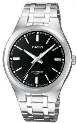 Casio Standard férfi karóra, MTP-1310PD-1AVEF, Klasszikus, Kvarc, Acél