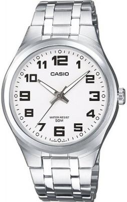 Casio Standard férfi karóra, MTP-1310PD-7BVEF, Klasszikus, Kvarc, Nemesacél