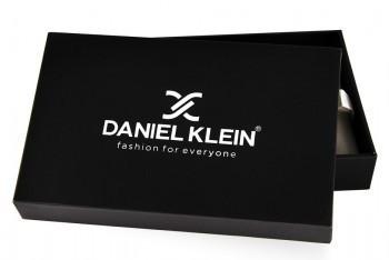 Daniel Klein Slim Exclusive férfi karóra, DK11312-5, Divatos, Kvarc, Bőr