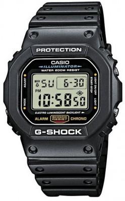 Casio G-Shock férfi karóra, DW-5600E-1VER, Sportos, Digitális, Műanyag