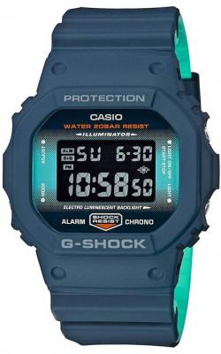 Casio G-Shock férfi karóra, DW-5600CC-2ER, Sportos, Digitális, Műanyag