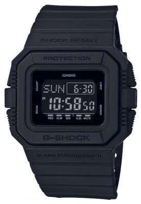 Casio G-Shock férfi karóra, DW-D5500BB-1ER, Sportos, Digitális, Műanyag