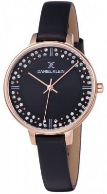Daniel Klein Premium női karóra, DK11881-3, Divatos, Kvarc, Bőr