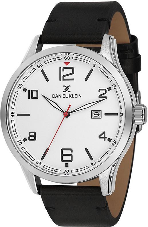 Daniel Klein Premium férfi karóra DK12121 4 Óra Világ