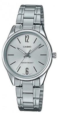 Casio Standard női karóra, LTP-V005D-7BUDF, Klasszikus, Kvarc, Acél