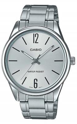 Casio Standard férfi karóra, MTP-V005D-7BUDF, Klasszikus, Kvarc, Nemesacél