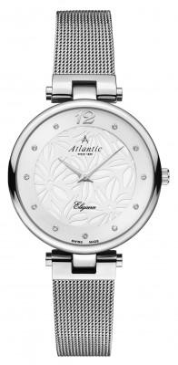 AtlanticElegance Floral női karóra, 29037.41.21MB, Elegáns, Kvarc, Nemesacél