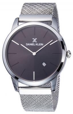 Daniel Klein Premium férfi karóra, DK11834-1, Divatos, Kvarc, Acél