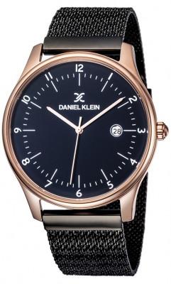 Daniel Klein Premium férfi karóra, DK11971-5, Divatos, Kvarc, Acél
