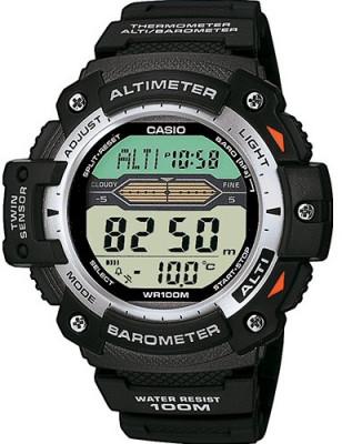 Casio Sea-Pathfinder férfi karóra, SGW-300H-1AVER, Sportos, Digitális, Műanyag