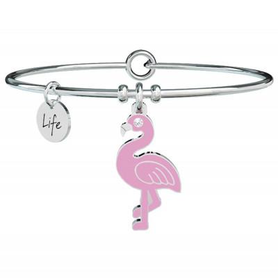 Kidult flamingó női karkötő, 731285