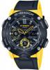 Casio G-Shock G-Classic férfi karóra, GA-2000-1A9ER, Sportos, Kvarc, Műanyag