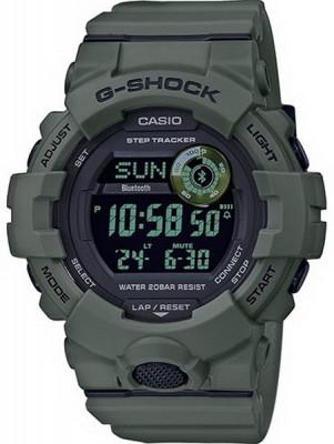 Casio G-Shock G-Squad férfi karóra, GBD-800UC-3ER, Sportos, Kvarc, Műanyag