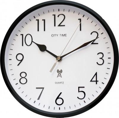 City Time rádióvezérelt falióra, WCRD26801-B, Rádióvezérelt