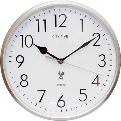 City Time rádióvezérelt falióra, WCRD26801-S, Rádióvezérelt