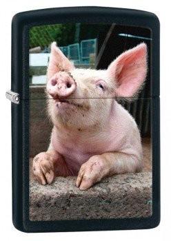Zippo Pig Dreaming öngyújtó, 29394