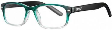 Zippo olvasószemüveg, 31Z-B1-BLU200