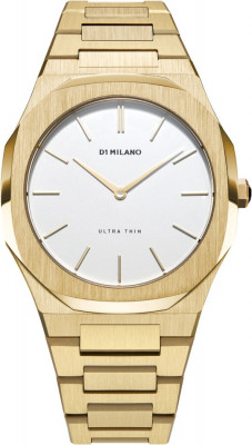 D1 Milano Ultra Thin női karóra, UTBL03, Divatos, Kvarc, Nemesacél