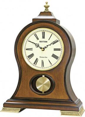 Rhythm asztali-kandalló óra, CRJ721NR06, Kvarc