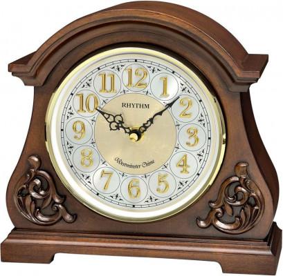 Rhythm asztali-kandalló óra, CRH260NR06, Kvarc