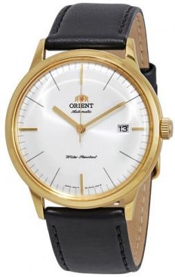Orient Bambino II férfi karóra, FAC0000BW0, Klasszikus, Automata, Bőr