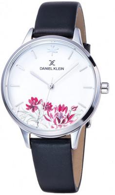 Daniel Klein Trendy női karóra, DK12030-1, Divatos, Kvarc, Bőr