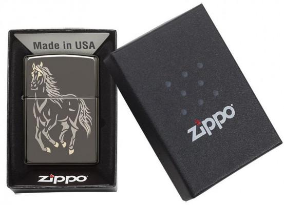 Zippo Running Horse öngyújtó, Z28645