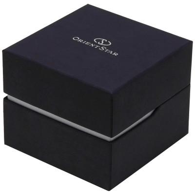 Orient Star Classic Small Second férfi karóra, RE-AW0004S00B, Klasszikus, Automata, Bőr
