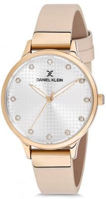 Daniel Klein Premium női karóra, DK12039-5, Divatos, Kvarc, Bőr