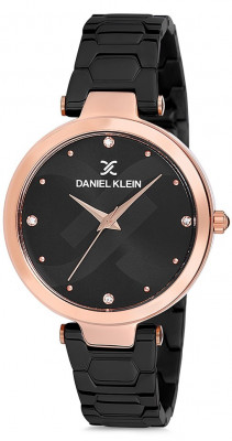 Daniel Klein Premium női karóra, DK12048-5, Divatos, Kvarc, Fém