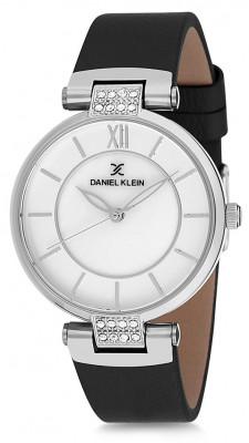 Daniel Klein Premium női karóra, DK12079-1, Divatos, Kvarc, Bőr