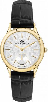 Philip Watch Marilyn női karóra, R8251596503, Elegáns, Kvarc, Bőr