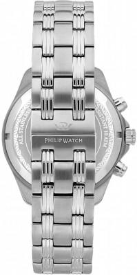 Philip Watch Blaze férfi karóra, R8273665005, Elegáns, Kvarc, Nemesacél