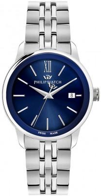Philip Watch Anniversary férfi karóra, R8253150007, Divatos, Kvarc, Nemesacél