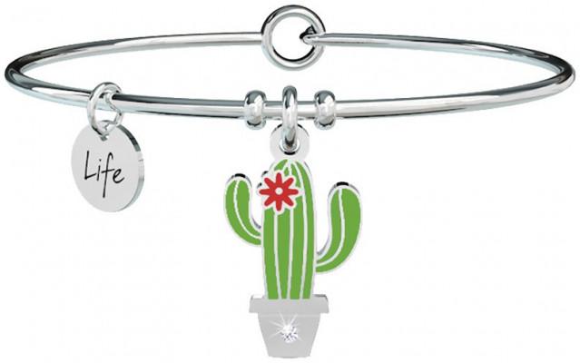 Kidult kaktusz női karkötő, 731288