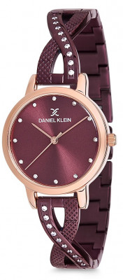Daniel Klein Premium női karóra, DK12043-6, Divatos, Kvarc, Fém