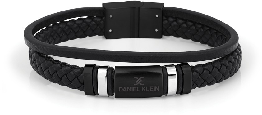 Daniel Klein férfi karkötő, DKB.6.2022.02