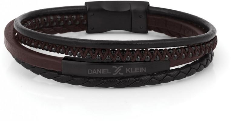 Daniel Klein férfi karkötő, DKB.6.2021.02