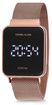 Daniel Klein D:Time unisex karóra, DK12098-3, Sportos, Digitális, Nemesacél